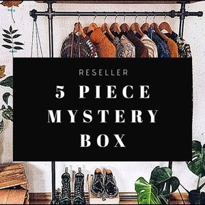 Womens 5 Piece Reseller Mystery Box